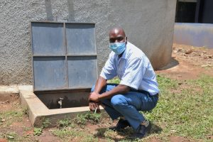 The Water Project:  Faculty Advisor To Student Health Club Mr Andrew Mulonza