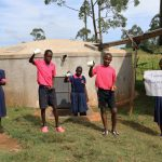 The Water Project: Jinjini Friends Primary School -  A Happy School