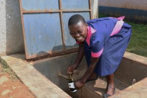 The Water Project:  It Was A Happy Moment
