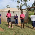 The Water Project: Jinjini Friends Primary School -  Thank You