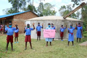 The Water Project:  Students Give Thanks