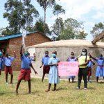 The Water Project: Mukoko Baptist Primary School -  Water Celebrations