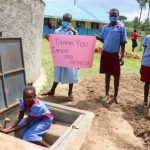 The Water Project: Mukoko Baptist Primary School -  Thank You