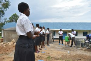 The Water Project:  The Handwashing Demonstration Exercise