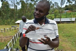 The Water Project:  Trainer Sam Explains Solar Disinfection Water Treatment Method