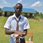 The Water Project: Friends Kisasi Secondary School -  Handwashing
