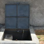 The Water Project: Friends Kisasi Secondary School -  Water Flowing