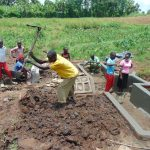 The Water Project: Mahira Community, Anunda Spring -  Site Clearance