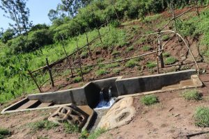 The Water Project:  Complete Spring