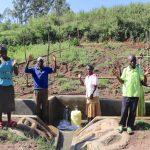 The Water Project: Mahira Community, Anunda Spring -  Happy Community