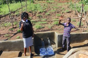 The Water Project:  High Five For Clean Water
