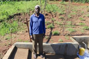 The Water Project:  Jeremiah At The Spring