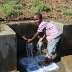 The Water Project: Mahira Community, Anunda Spring -  Water Celebrations