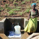 The Water Project: Mahira Community, Anunda Spring -  Water Dance