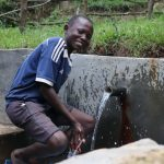 The Water Project: - Nguvuli Community, Busuku Spring