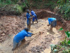 The Water Project:  Knee Deep In Mud