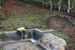 The Water Project:  Come Get Clean Water