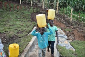 The Water Project:  Joy Of Bringing Clean Water Home
