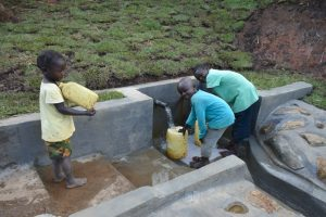 The Water Project:  The Joy Clean Water Brings
