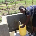 The Water Project: - Makale Community, Luyingo Spring