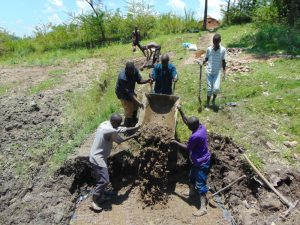 The Water Project:  Pouring The Foundation