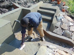 The Water Project:  Plaster Works