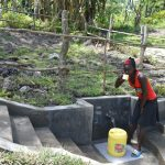 The Water Project: Lukala C Community, Livaha Spring -  Drinking Water