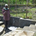 The Water Project: Lukala C Community, Livaha Spring -  Landowner
