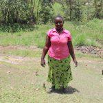 The Water Project: Lukala C Community, Livaha Spring -  Margaret Muruya