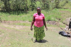 The Water Project:  Margaret Muruya
