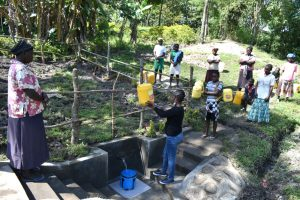The Water Project:  Site Maintenance Training