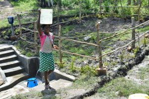 The Water Project:  Clean Water Ready For Use