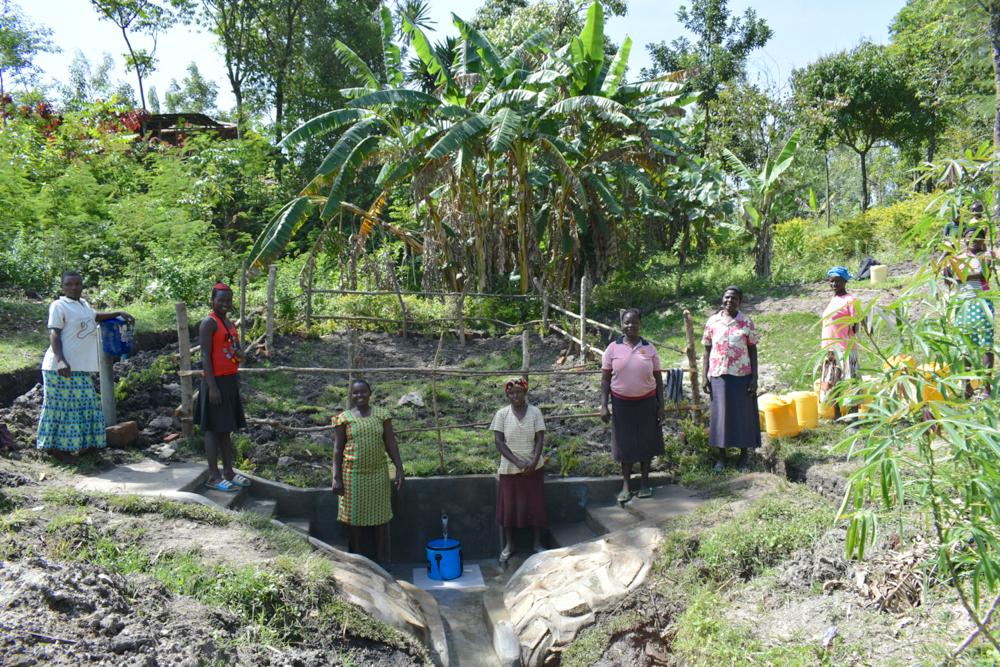 The Water Project : kenya20247-spring-celebration