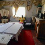 The Water Project: Muyundi Community, Magana Spring -  Inside Carolynes Sitting Room