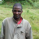 The Water Project: Muyundi Community, Magana Spring -  Julius Keya