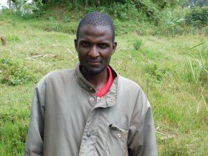 The Water Project:  Julius Keya