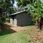 The Water Project: Muyundi Community, Magana Spring -  Outside The Kitchen