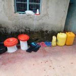 The Water Project: Muyundi Community, Magana Spring -  Water Storage