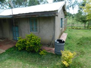 The Water Project:  Barrel For Rainwater Harvesting