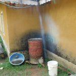 The Water Project: Muyundi Community, Magana Spring -  Barrels For Rainwater Harvesting
