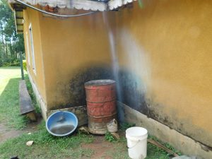 The Water Project:  Barrels For Rainwater Harvesting