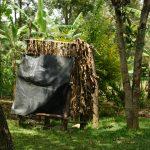 The Water Project: Muyundi Community, Magana Spring -  Bathroom
