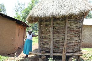The Water Project:  Maize Granary