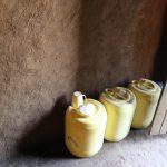 The Water Project: Mukoko Community, Zebedayo Mutsotsi Spring -  Water Storage