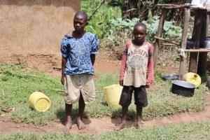 The Water Project:  Zebedayo Grandchildren