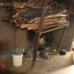 The Water Project: Mukoko Community, Zebedayo Mutsotsi Spring -  Inside A Kitchen