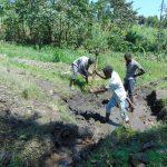The Water Project: Lukala C Community, Livaha Spring -  Excavation