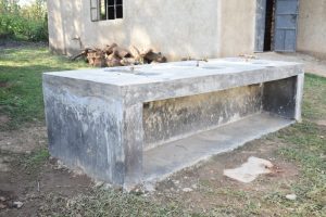 The Water Project:  School Installed Extra Handwashing Sinks