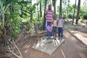 The Water Project:  Celebrating A New Sanplat