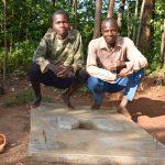 The Water Project: Emusaka Community, Muluinga Spring -  Celebrating A New Sanplat